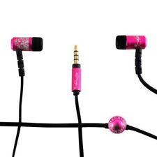 Ed Hardy In-Ear Headphones Earphones - Pink