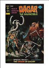 """Dagar The Invincible No.18  : 1976 :   : """"The Origin Of Dagar!"""" :"""