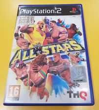 Wwe All Stars GIOCO PS2 VERSIONE ITALIANA