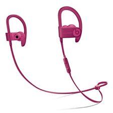 Powerbeats3 Wireless Earphones Neighborhood Collection Brick Red Purple