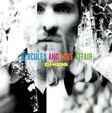 HERCULES AND LOVE AFFAIR - DJ KICKS  CD NEU