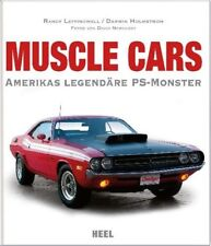Muscle Cars (Dodge Plymouth Chrysler Pontiac Chevrolet Hemi Yenko) Buch book