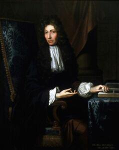 New Photo: Robert Boyle, English Chemist and Scientist, Philanthropy - 6 Sizes!