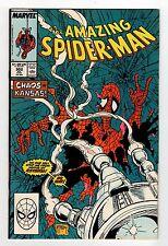 Marvel AMAZING SPIDER-MAN #302 1988 VF/NM Vintage Comic