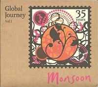 Various - Monsoon - Global Journey - Volume 1 (CD) (1994)
