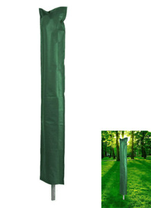Waterproof Rotary Washing Line Cover Clothes Airer Garden Parasol Umbrellas UK