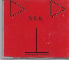 BBE-Seven Days One Week cd maxi single