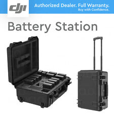 DJI Inspire 2 Battery Station for up to 12 TB50, 2 CrystalSky/Cendence Batteries