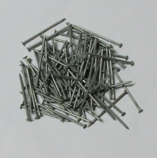 100 x 65mm Galvanised Round Wire Nails Building Fencing Rust Resistant
