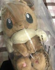Ichiban kuji Pokemon Eevee & Colorful Art Plush Doll Japan B prize