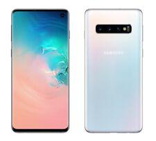 Samsung Galaxy S10 in White Mobile Phone Dummy Mock-ausstellug, Prop, Decoration
