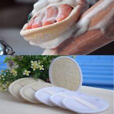 Loofah bath products, scrub bath, exfoliating bath towel, eco-friendly bath wipe