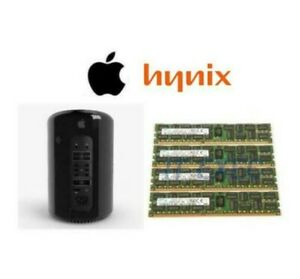 Apple Mac Pro 2013 64GB RAM Kit Memory Upgrade (4x16GB) 4/6/8/12 Core Hynix OEM