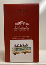 2020 Hallmark Keepsake Christmas Vacation That's An Rv Ornament