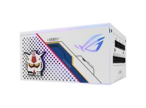 RARE ASUS ROG STRIX 850W GUNDAM Limited Edition WHITE 80 PLUS GOLD Power Supply