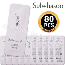 Sulwhasoo Bloomstay Vitalizing Cream 1ml x 80pcs (80ml) Sample Newist Version