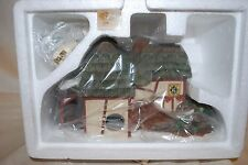 Department 56 Heritage Dickens Village Crooked Fence Cottage Building Exc Condit