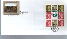 First Day Cover - 1994 NORTHERN IRELAND - Unaddressed - Northern Ireland