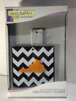 Switchables Stained Glass Night Light Cover States VIRGINIA NIB