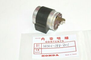 HONDA RELE' FRECCE PER C50-90L-CB125TD-MBX50-80-MTX50-80-125   38301-187-701