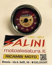 Conta Km Moto Guzzi 500 Falcone - Speedometer Moto Guzzi 500 - colore amaranto