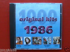 Talk Talk Sandra Deborah Harry Robbie Nevil 1000 original hits 1986 Raro CD 2001