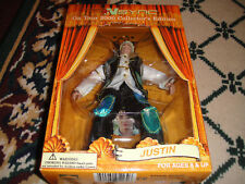 Justin Timberlake Marionette 2000 Nsync-Collector Ed.
