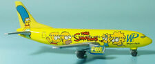 Herpa Wings 1:500 Western Pacific Boeing 737-300 The Simpsons id 500470 rls 1999