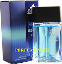 ADIDAS MOVES FOR HIM 1.7 OZ EDT SPRAY BY ADIDAS & NEW IN A BOX
