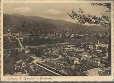 1941 VECCHIA CARTOLINA DI LUSERNA SAN GIOVANNI BEL PANORAMA