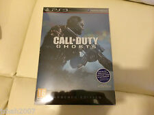 Call of Duty Ghosts Hardened Edition PS3 NEW SEALED **LOOK**