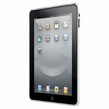 SwitchEasy Nude Ultra Slim Thin Casing With Foldable Stand for iPad - White