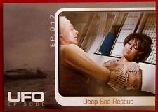UFO - Individual Base Card #072 - Sub-Smash - Deep Sea Rescue - Cards Inc. 2004