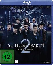 DIE UNFASSBAREN 2 (Jesse Eisenberg, Daniel Radcliffe) Blu-ray Disc NEU+OVP