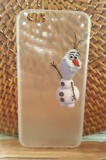 iPhone 6 Hard Mobile Cover Case - Olaf Frozen Character  - Nice gift
