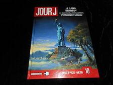 Duval / Pécau / Wilson : Jour J 10 Delcourt DL 2012 1ère édition