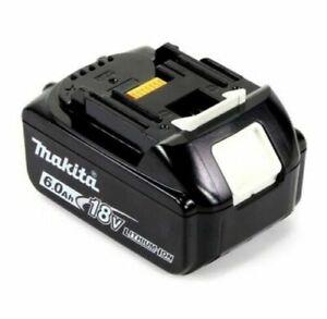 batterie Makita BL 1860 B 18 V - 6,0 Ah /