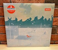 EMAROSA - Relativity & ST Ltd 2LP BLUE COLORED VINYL Gatefold Jonny Craig NEW!