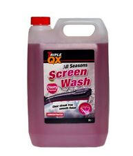 5L All Seasons Screenwash 5 Litre Concentrated -7C Cherry - 78052 DHL Post