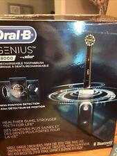 Oral-B Genius Pro 8000 Electric Toothbrush
