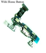 Samsung Galaxy S5 Charging Port Flex Cable G900F Usb Dock Home Button Connector