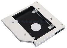 2nd HDD SSD Optical Caddy for Packard Bell EasyNote TM82 TM86 TV11HC TE11HC Q5WT