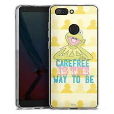 ZTE Blade V9 Silikon Hülle Case Handyhülle - Muppets Carefree is the way to be