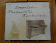 Beethoven concerto pianoforte nr 1 & 5 Anton Nanut Libor Pesek Toperczer tomsic 2cd