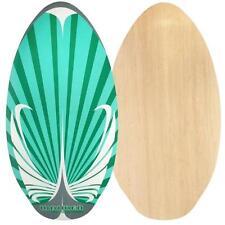 """SKIM BOARD 41"""" 104cm Skimboard Schwimmbrett Hawai Surfboard Surfbrett"""