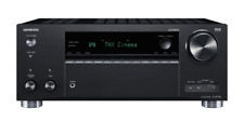 Onkyo TX-RZ730 9.2 Channel 4k Network A/V Receiver, NEW