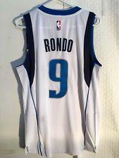 Adidas Swingman NBA Jersey Dallas Mavericks Rajon Rondo White sz 2X