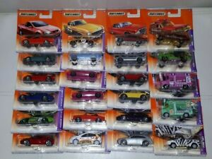 Matchbox Superfast 2010 Series ** Pick Your Vehicle** Die Cast Sealed Cars