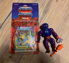 Masters of the Universe,MOTU,Spikor mit OVP,HE-Man,Skeletor