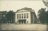 Ansichtskarte Stadthalle Hanau 1929  (Nr.877)
